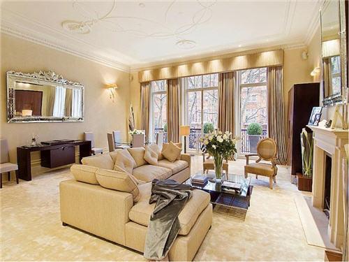 Decoração de Luxo Casa em Londres