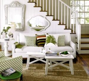 sala pequena renovar 300x272 Ideias fantásticas para decorar o seu apartamento pequeno