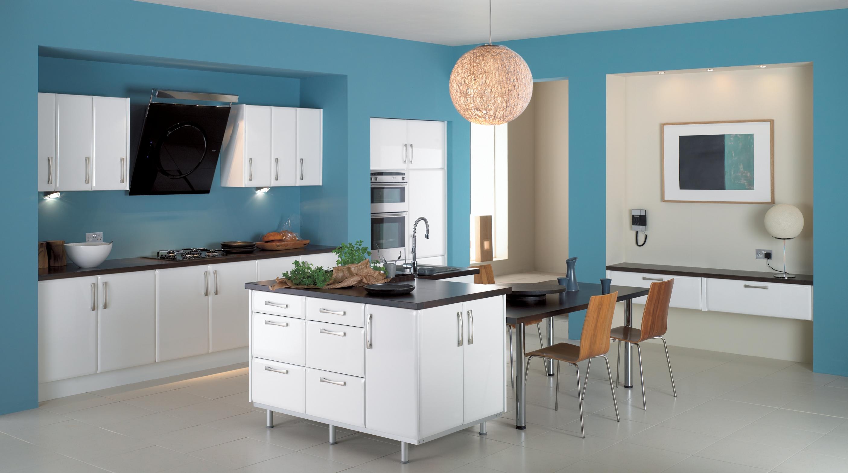 Armario De Cozinha Com 10 Modulos 4 Gavetas Perfil De Aluminio Puxador  #467485 2811 1567