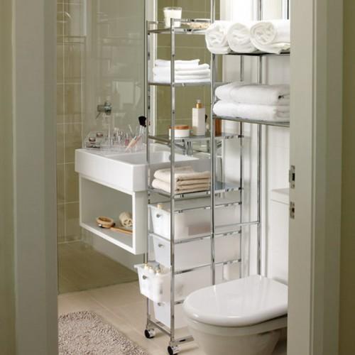 sanita arruma%C3%A7%C3%A3o Ideias de arrumação para um banheiro pequeno