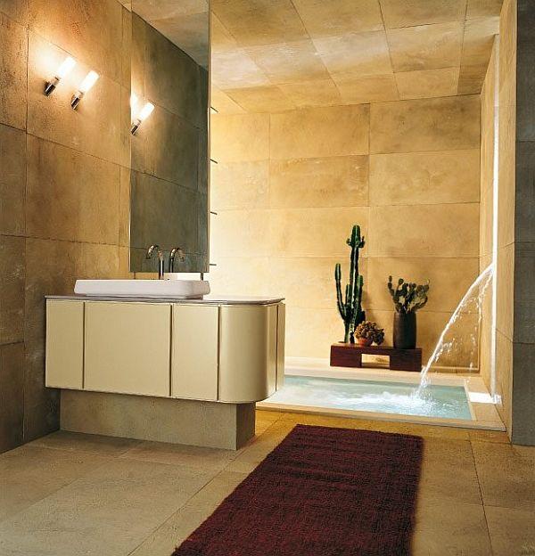pedra natural 5 ideias de decoração para um banheiro contemporâneo