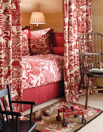roupa cama vermelho Dicas para decorar com vermelho