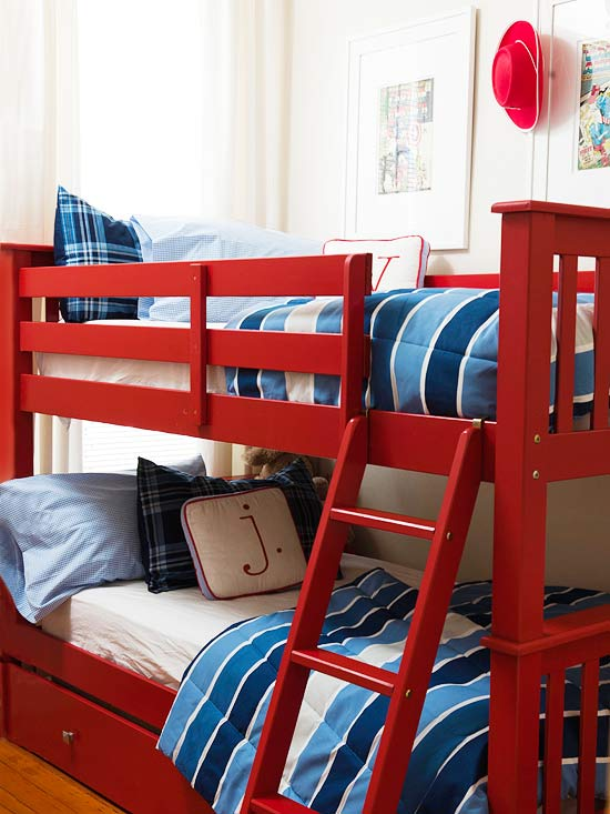 vermelho beliche Dicas para decorar com vermelho
