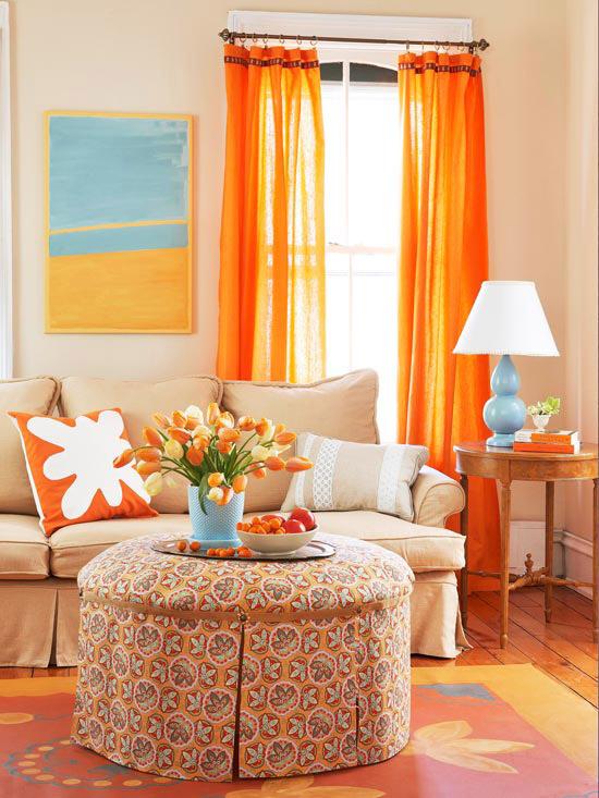 cortina-laranja