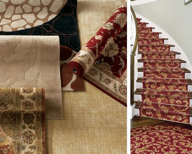 Decoração com Tapetes Decoração com Tapetes e Carpetes Tipos de Tapetes