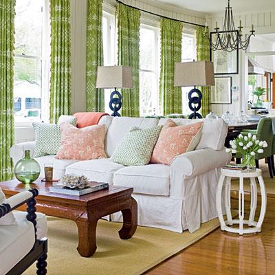 cortinas-verdes