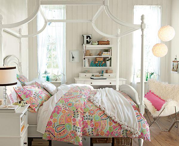 quarto adolescente11 Quartos de sonho para uma adolescente moderna