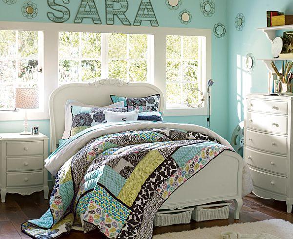 quarto adolescente9 Quartos de sonho para uma adolescente moderna