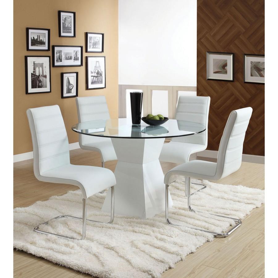 Sugest es de decora o para uma sala de jantar elegante for Comedores ashley