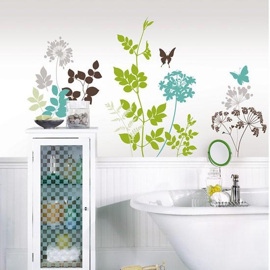 stickers banheiro Ideias de decoração para um banheiro familiar