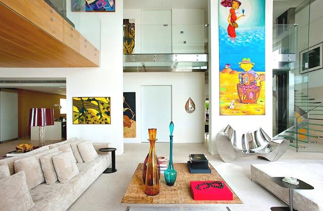 Apartamentos duplex decorados for Remodelacion de apartamentos pequenos