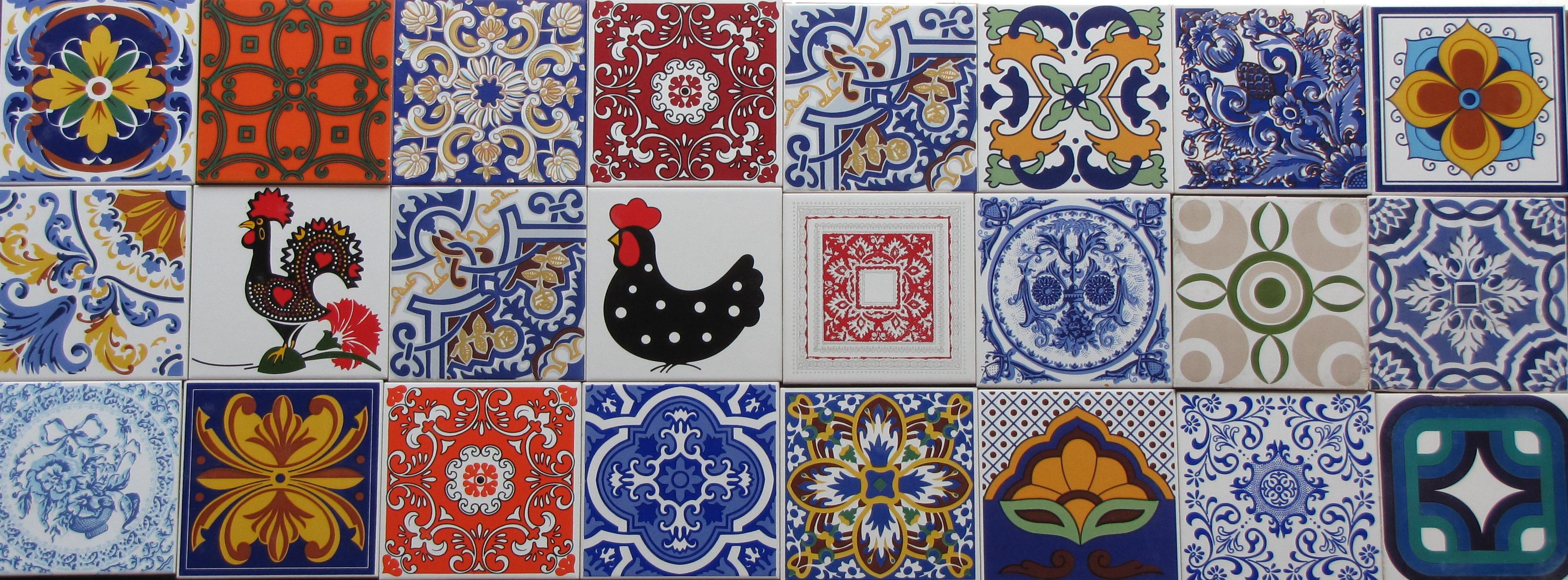 Azulejo decorativo for Azulejos decorativos
