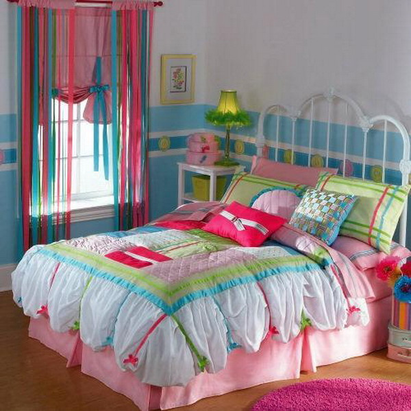 cortina-menina