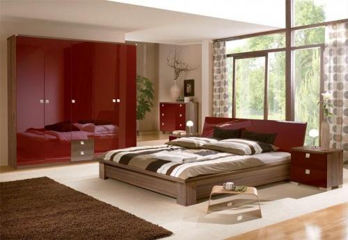 Vamos decorar com castanho for Habitaciones decoradas modernas