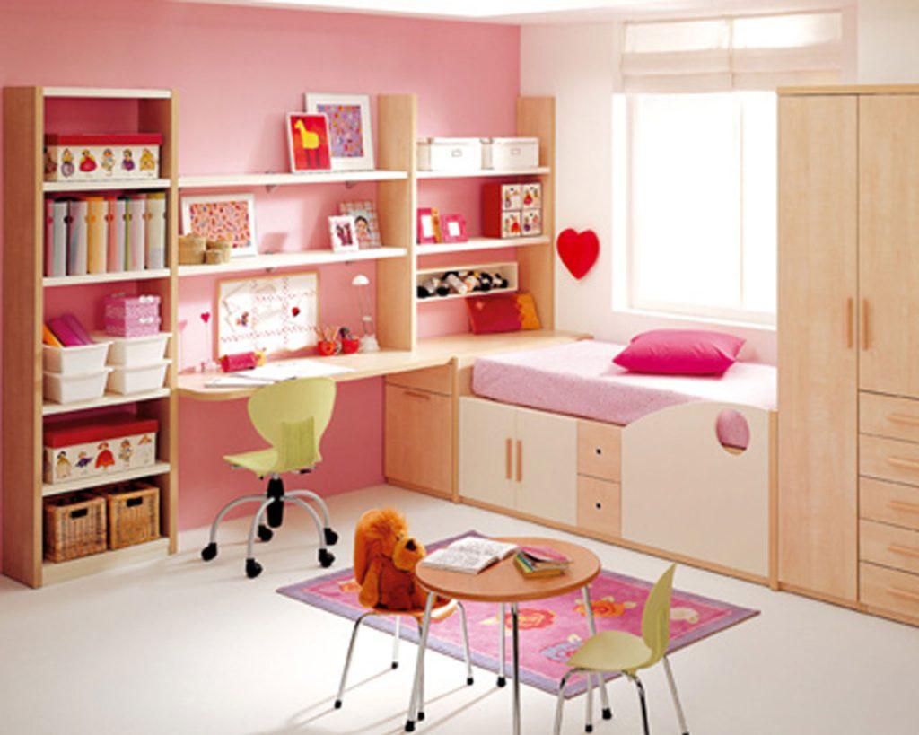 decoração de quarto de menina 2