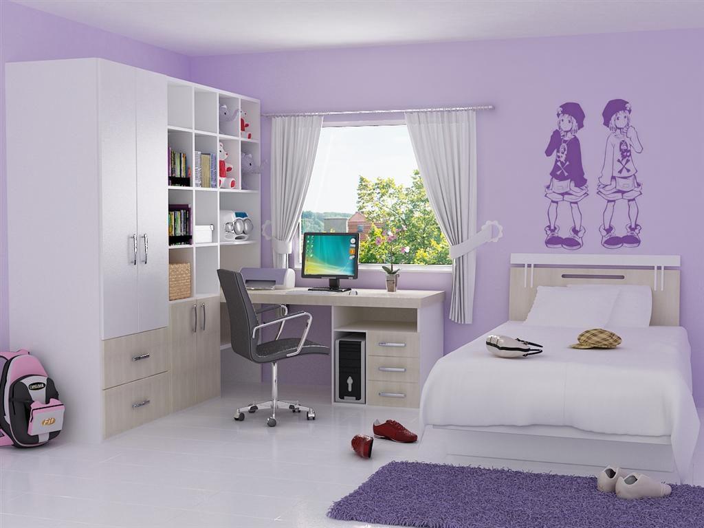 decoração de quarto de menina 4