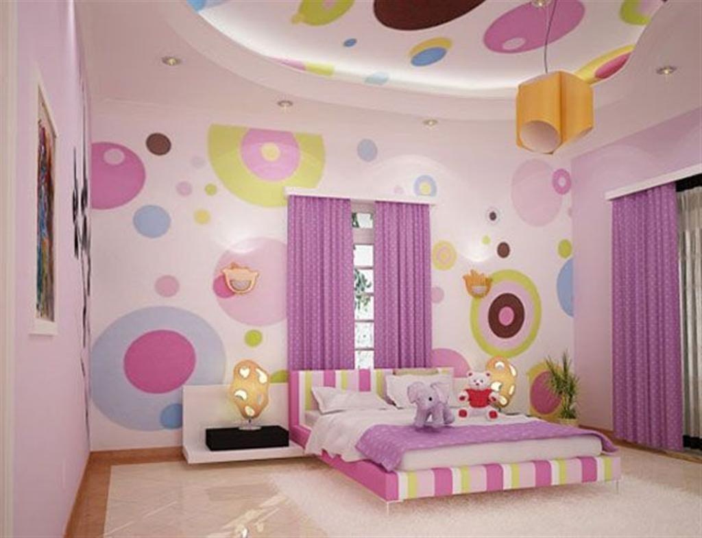 decoração de quarto de menina 5