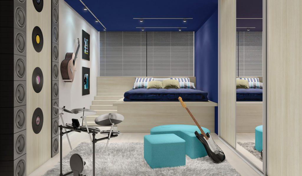 decoração de quartos jovens 5