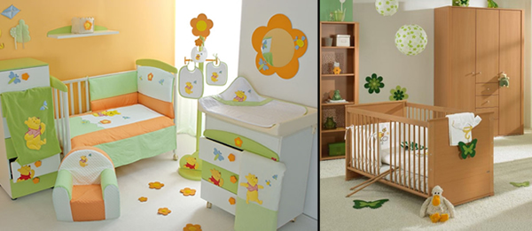 Como deixar a decoração do quarto infantil ainda mais bonita e divertida1