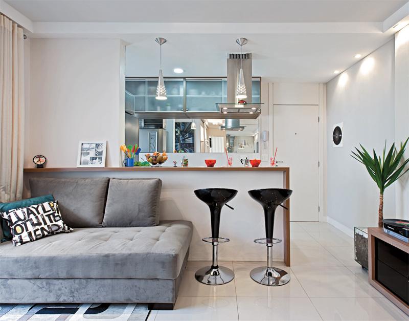 Decoração para apartamentos pequenos truques para aproveitar melhor o espaço 2