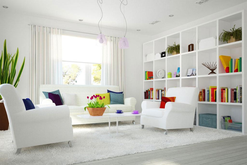 Princípios da decoração de interiores