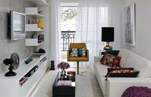 decoração apartamento pequeno