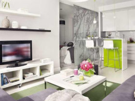 decoração de apartamentos pequenos1