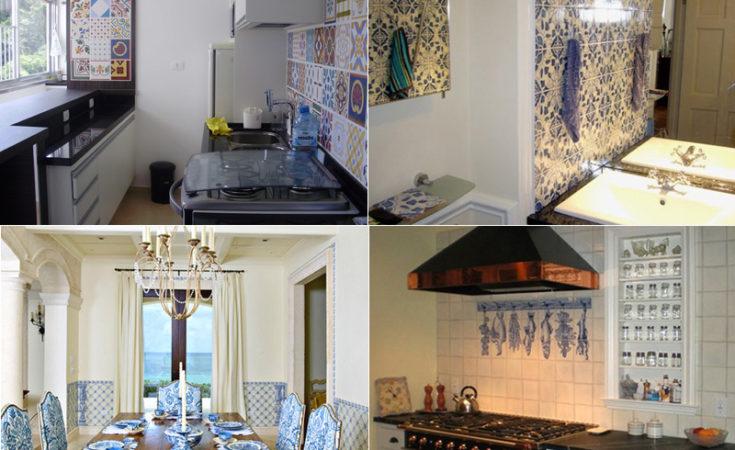 Como decorar com azulejos portugueses - Decorar azulejos ...