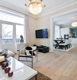 Decoração de apartamentos: Escolha do pavimento