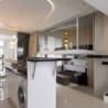 Decoração de apartamento pequeno com planeamento e organização