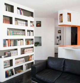 apartamento pequeno2 35424 270x280 Ideias fantásticas para decorar o seu apartamento pequeno