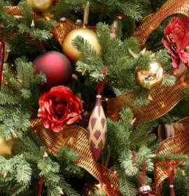 Ideias para decorar a árvore de Natal