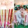Dicas de decoração para um casamento com orçamento reduzido