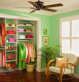 Como organizar o armário e ganhar espaço no quarto