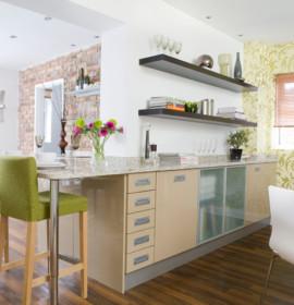 Dicas para decorar e renovar a cozinha a custo reduzido