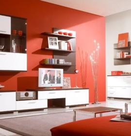 Apartamentos modernos decorados