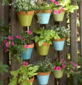 Como fazer um jardim vertical