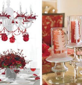 Decoração de Natal: ideias para decorar a sua mesa