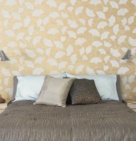 Quartos: ideias de decoração com papel de parede