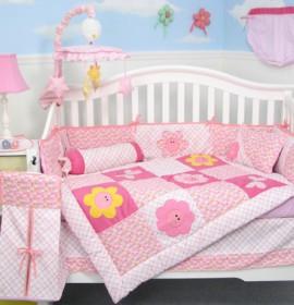 Ideias para decorar um quarto de bebé