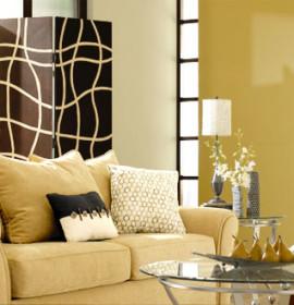 Sugestões de decoração para salas de estar pequenas