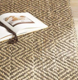 Diferenças entre tapetes de juta e tapetes de sisal